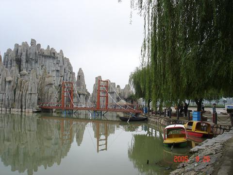 2010阜阳市颍上县风景区>的照片