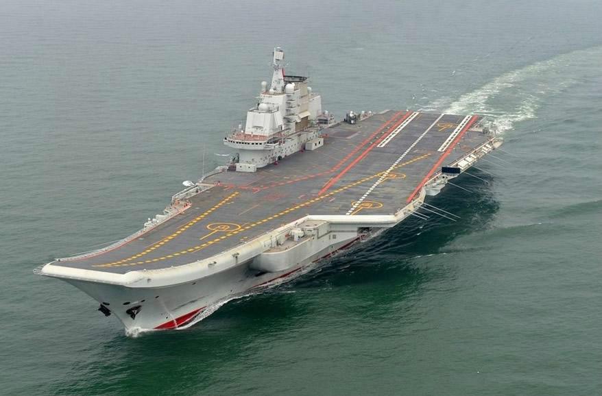 辽宁舰逼退美航母三千公里:内幕惊呆奥巴马!