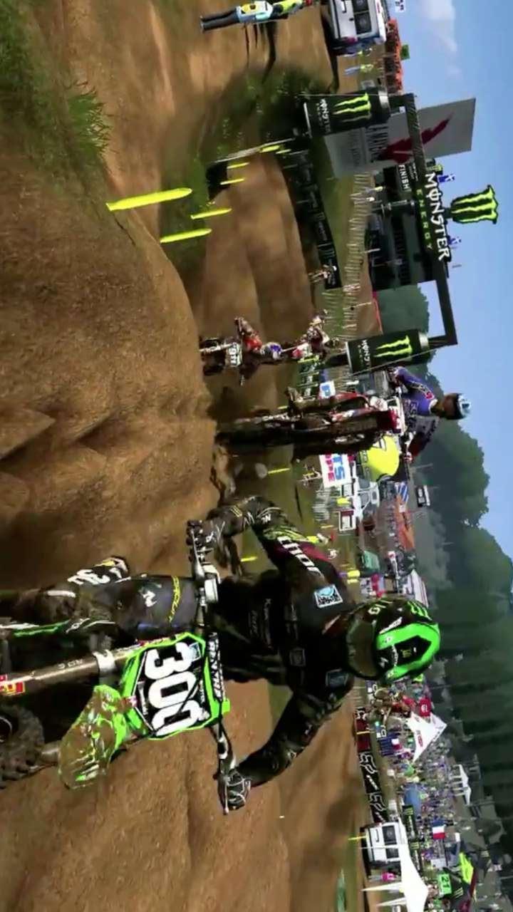 摩托车越野赛车手-应用截图