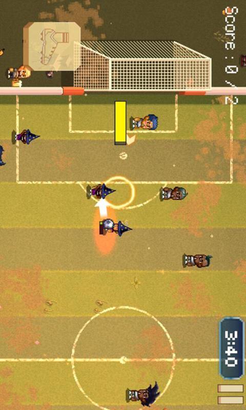 足球小将|不限時間玩休閒App-APP試玩 - 傳說中的挨踢部門