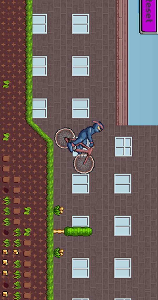 忍者山地自行车