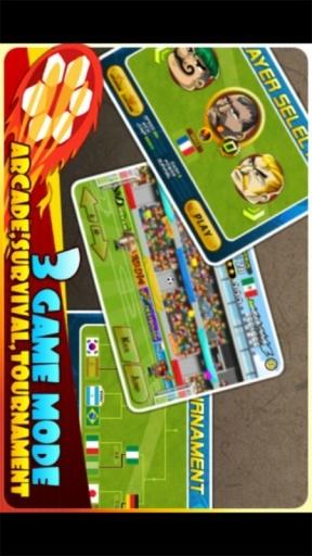 【免費體育競技App】头球破门-APP點子