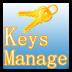 金钥匙密码管理 工具 App LOGO-硬是要APP