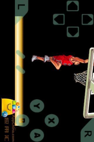 SFC游戏之篮球飞人2