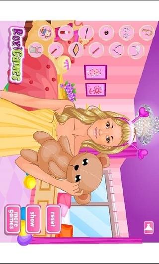 【免費遊戲App】睡衣派对化妆-APP點子
