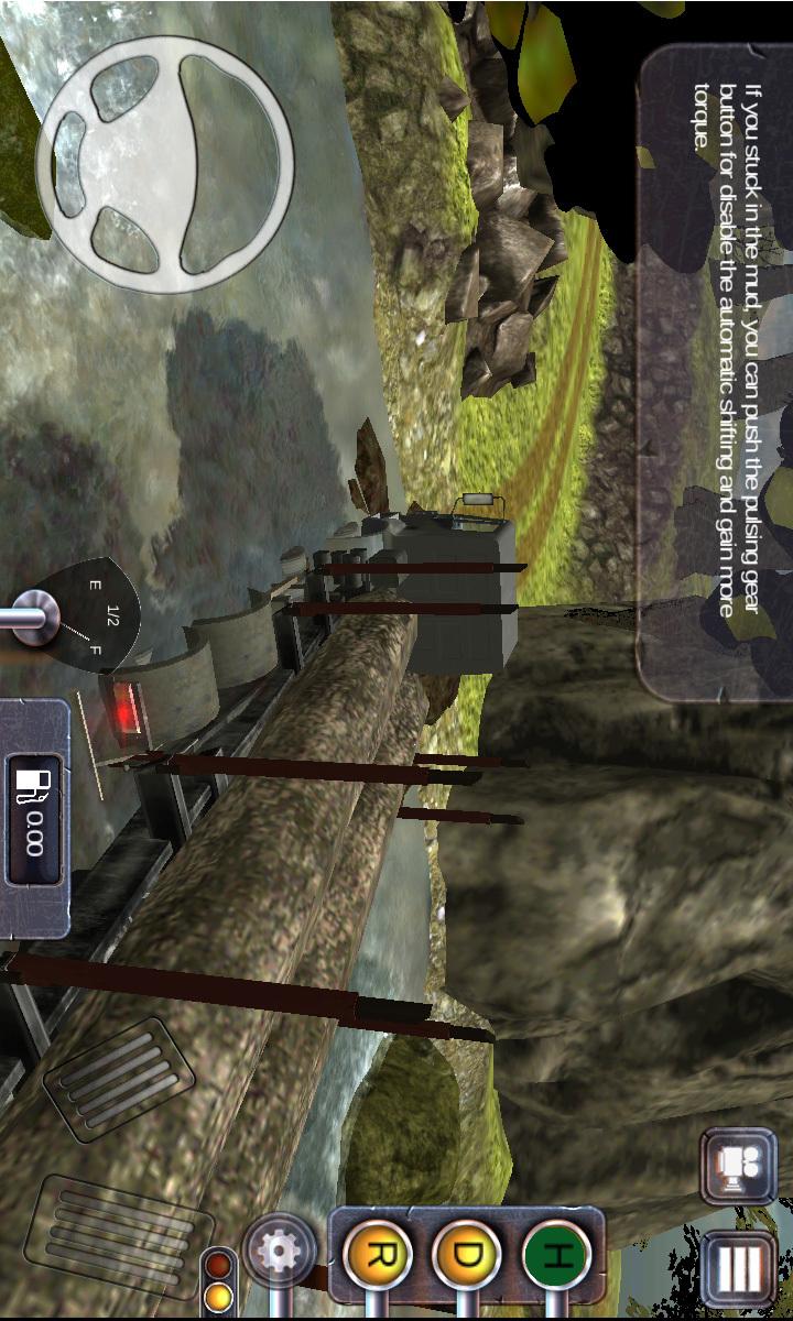 登山越野驾驶卡车传奇-应用截图