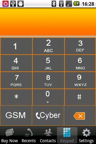 网络电话 Cyber Phone