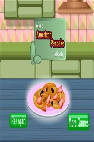 【免費遊戲App】烹饪美式煎饼-APP點子