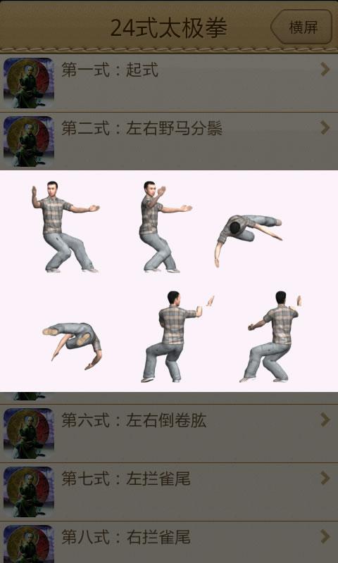 玩免費體育競技APP|下載太极拳3D教学 app不用錢|硬是要APP