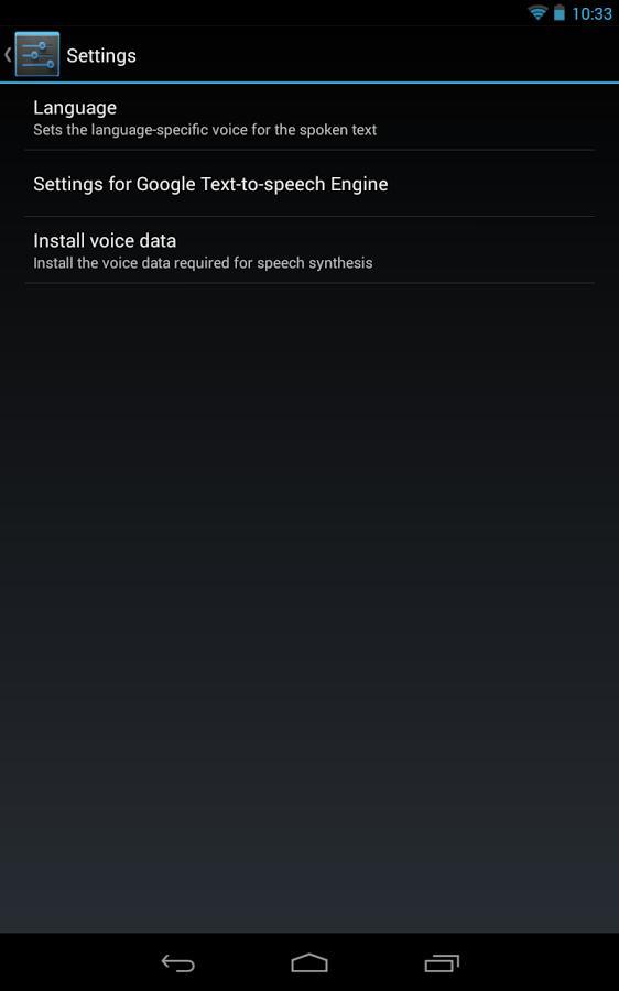 【免費工具App】Google文字转语音-APP點子
