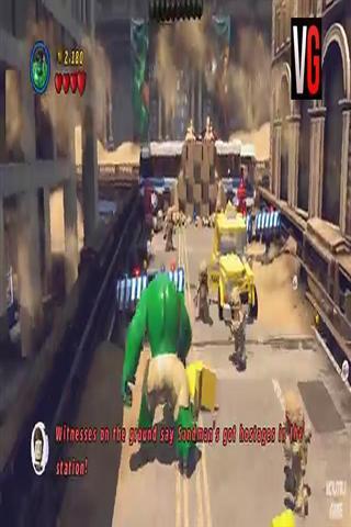 乐高游戏视频