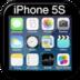 仿iPhone 5S 主题 個人化 LOGO-玩APPs