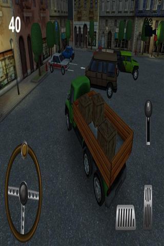 小货车停车|不限時間玩賽車遊戲App-APP試玩 - 傳說中的挨踢部門