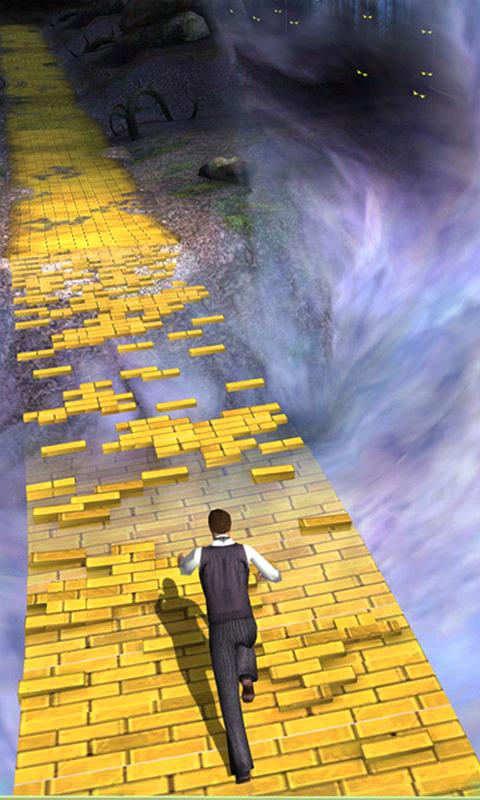 神庙逃亡魔境仙踪-3D桌面壁纸