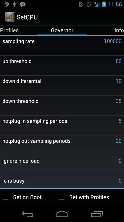 玩免費工具APP|下載SetCPU app不用錢|硬是要APP