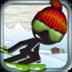 火柴人竞速滑雪 體育競技 App LOGO-硬是要APP