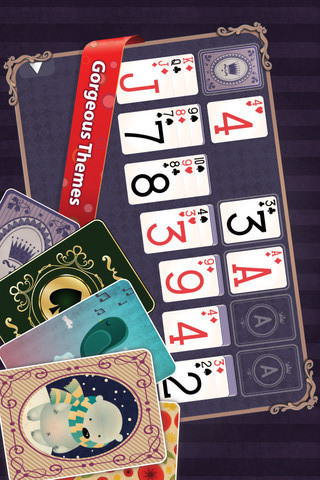 皇家接龙|玩棋類遊戲App免費|玩APPs