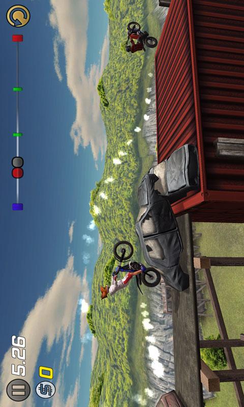 摩托赛车飞车-应用截图