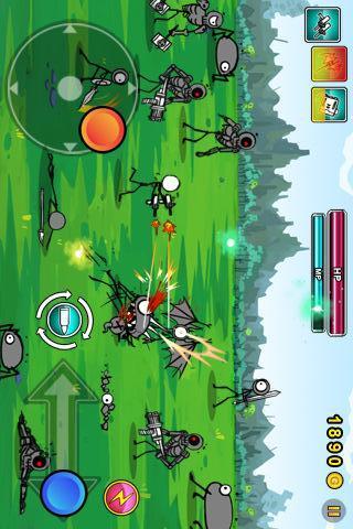 玩動作App|卡通火柴人战争免費|APP試玩
