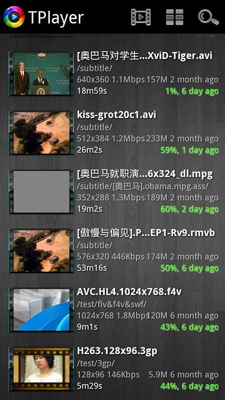 ARM VFP视频解码器