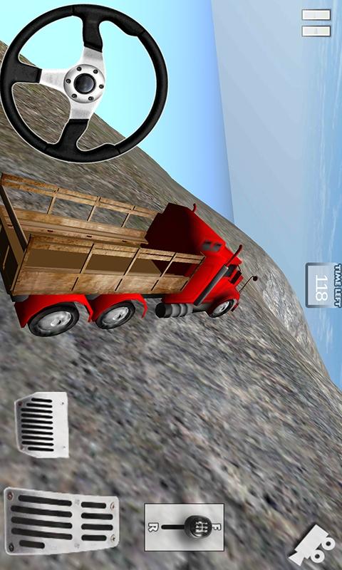 急速狂飙大卡车-应用截图