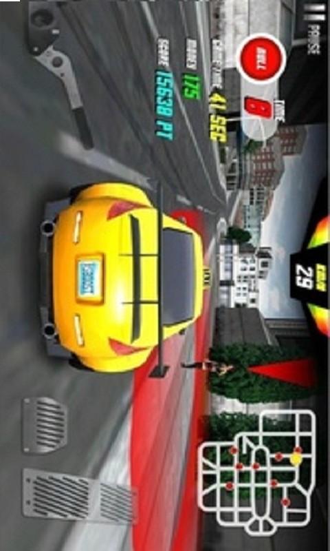 玩賽車遊戲App Taxi Drift免費 APP試玩