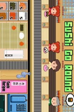 寿司专卖店