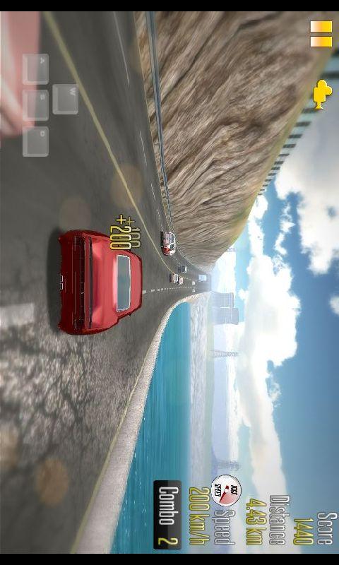 玩免費賽車遊戲APP|下載公路狂飙(3D版) app不用錢|硬是要APP
