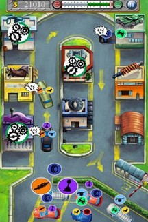 【免費休閒App】汽车维修厂-APP點子