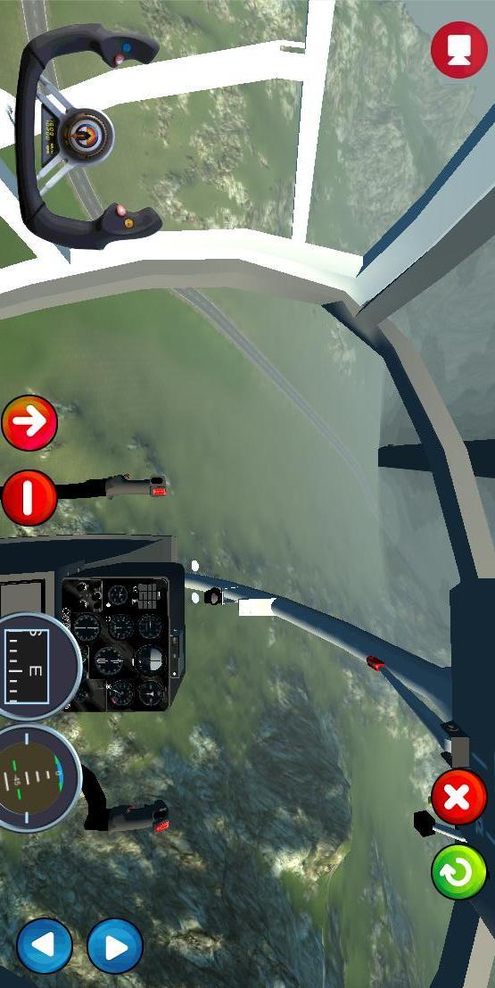 直升机3 d游戏-应用截图