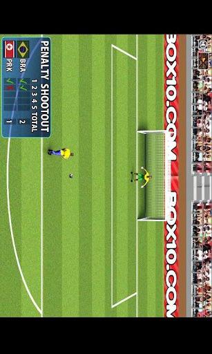 【免費體育競技App】Penalty Shootout-APP點子