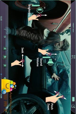 【免費媒體與影片App】MP4播放器-APP點子