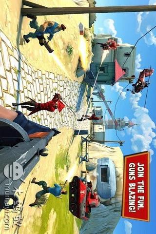 闪电部队__Blitz_Brigade_-Online_FPS_fun