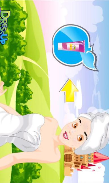 白雪公主做美容 遊戲 App-癮科技App