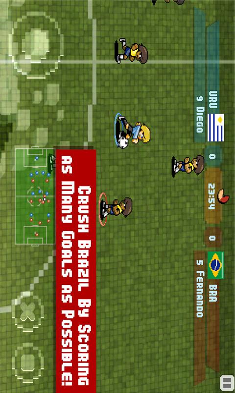 玩免費體育競技APP|下載像素杯足球 app不用錢|硬是要APP