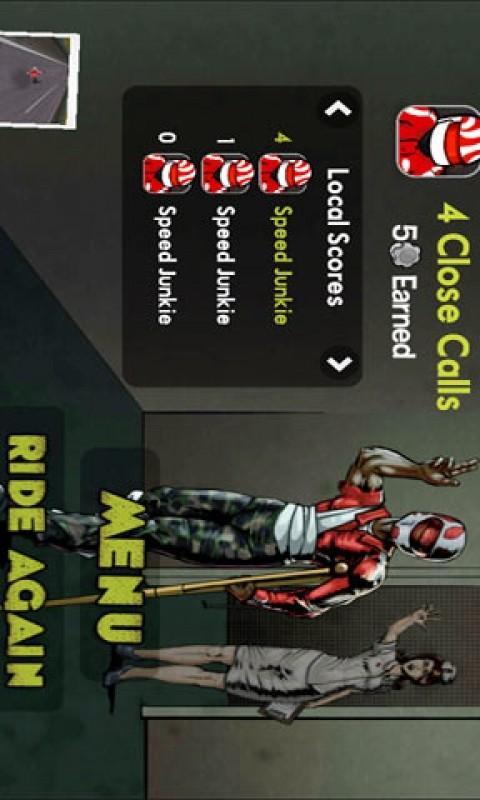 【免費賽車遊戲App】Highway Rider-APP點子