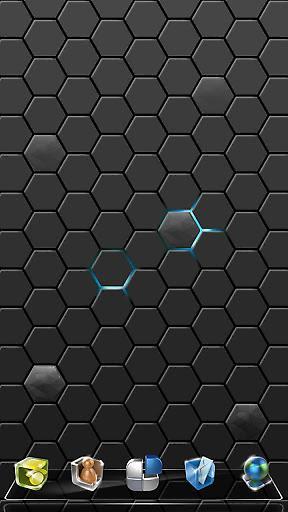 免費下載個人化APP|Next炫光蜂巢动态壁纸 app開箱文|APP開箱王
