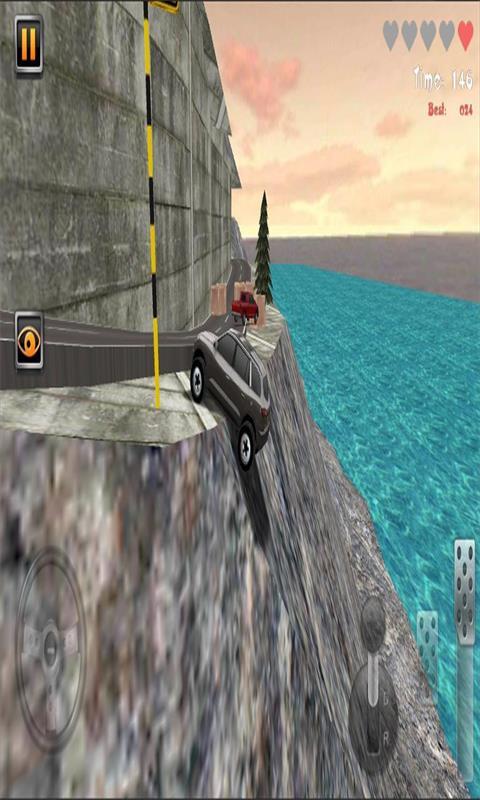 玩賽車遊戲App|盘山公路大挑战 3D免費|APP試玩