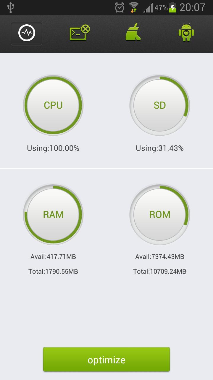 【免費工具App】优化大师-APP點子