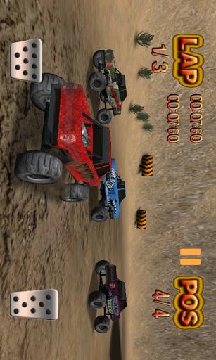 越野怪兽卡车赛