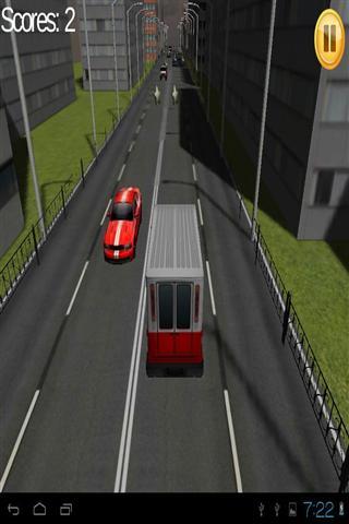 救护车交通赛车 賽車遊戲 App-癮科技App