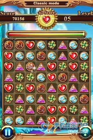 大自然的宝石 Natures Jewel-应用截图