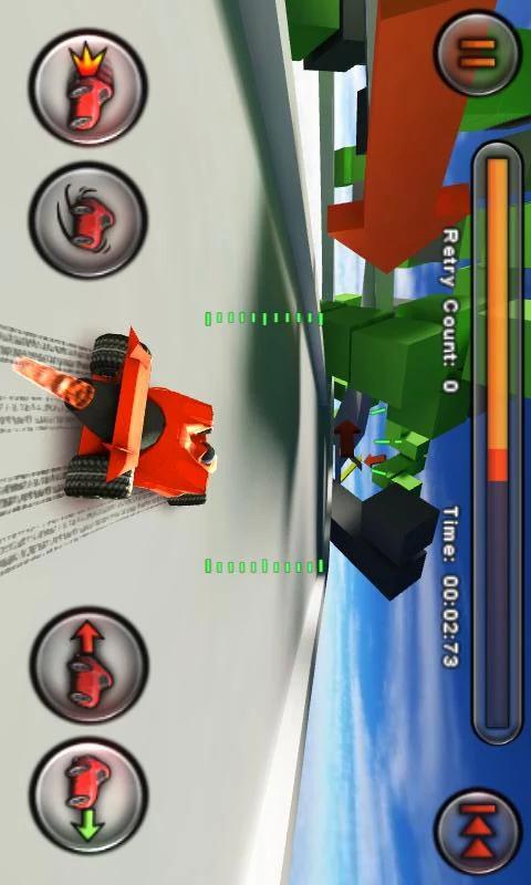 玩免費賽車遊戲APP|下載特技飞车3D app不用錢|硬是要APP