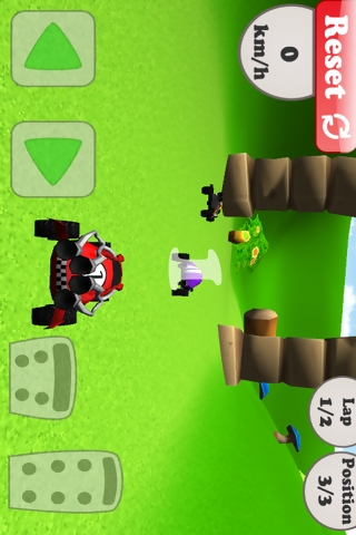 【免費體育競技App】越野车拉力赛3D-APP點子
