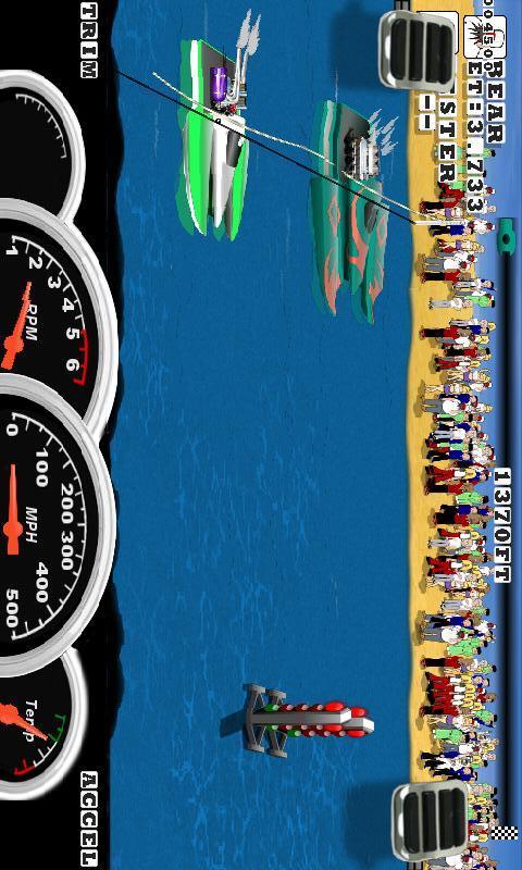 【免費體育競技App】直线加速赛船-APP點子