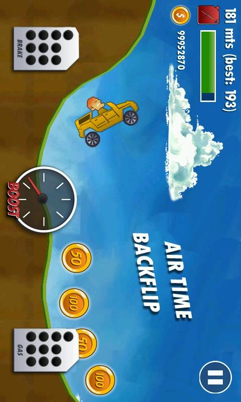 Mountain Climb Race|玩賽車遊戲App免費|玩APPs