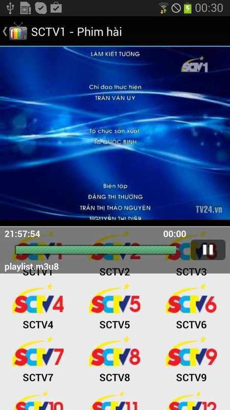 【免費媒體與影片App】VietNamese TV-APP點子