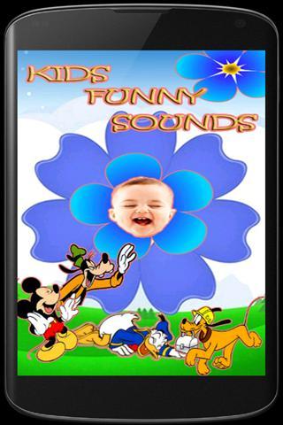 儿童搞笑铃声-应用截图