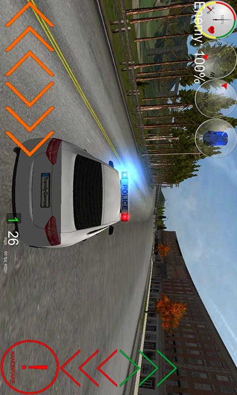 3D模拟开车-应用截图
