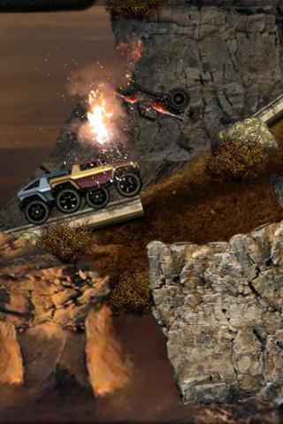 岩石卡车|玩賽車遊戲App免費|玩APPs